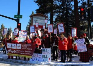 California Nurses Association tells Barton Health they plan to strike