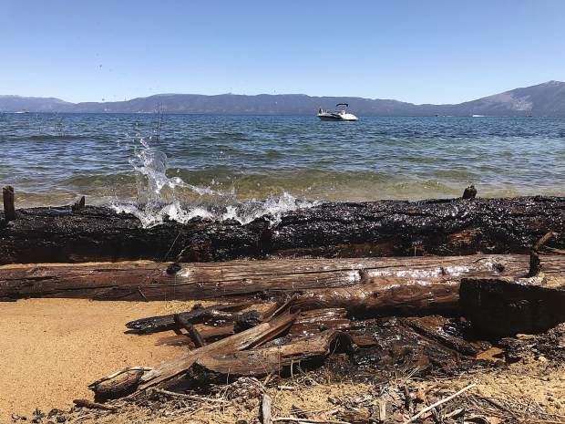Report: Lake Tahoe clarity improves by over 10 feet in 2018