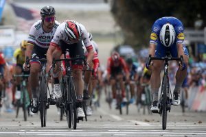 Race jury give van Garderen lead back in Tour of California