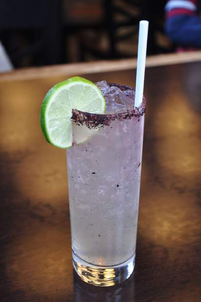 Lake Tahoe Drink of the Week: Naked Fish's Gin Dreamin'