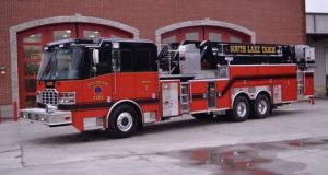 South Lake Tahoe to receive $1.7M as part of settlement over defective ladder truck