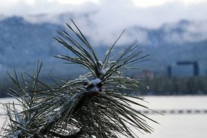 Lake Tahoe weather: Winter weather advisory to take effect Saturday