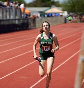 Incline's super sophomores Cleary, Jenkins lead way at track regionals