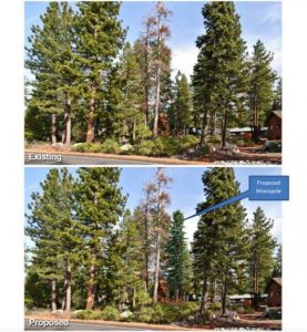Washoe County commissioners reject proposal to build 117-foot-tall cell phone tower at Lake Tahoe