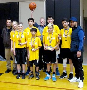 Warriors, Thunder claim youth hoops championships