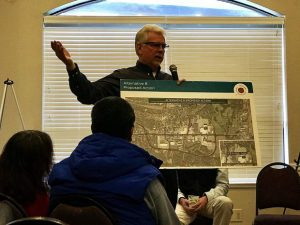 Rocky Point residents, property owners voice concerns with 'Loop Road' project