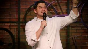 Lake Tahoe comedy scene with Howie Nave: Paul Sheffield at Carson Comedy Club; Bob Zany at The Improv