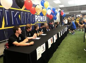 South Tahoe athletes celebrated as they move on to next level