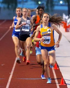 South Tahoe's Buchholz repeats, claims 3 state track championships