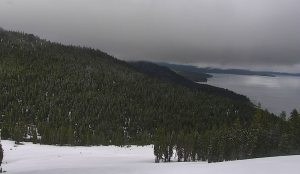 Lake Tahoe weather: Rain, warmer temperatures in the forecast