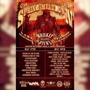 Spring Meltdown returns to Whiskey Dick's Saloon Lake Tahoe