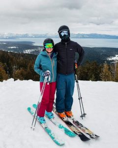 #TahoeSnaps: Still skiing at Lake Tahoe
