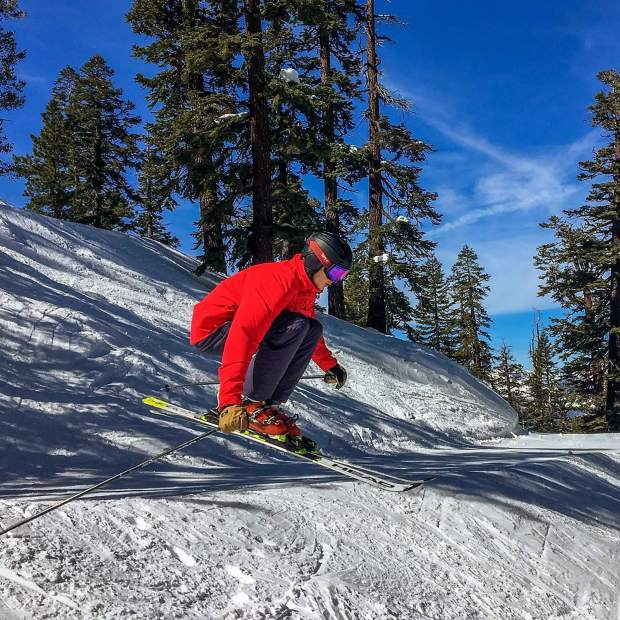 Springing into spring skiing!