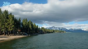 Lake Tahoe weather: Slight chance of thunderstorms over the weekend
