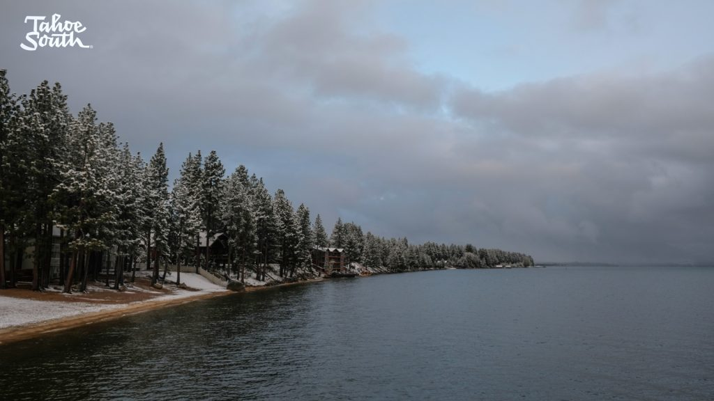 Lake Tahoe weather: Snow possible today, rain likely through remainder of week
