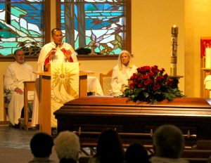 Hundreds attend vigil for Rev. John Grace in South Lake Tahoe