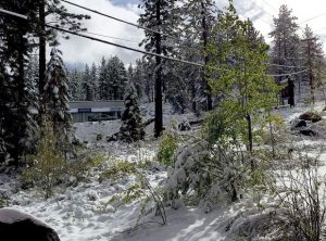 Over 2 feet of snow at Lake Tahoe in May? 'It's not out of the norm'