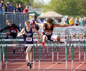Whittell tracksters break state record; earn several regional titles