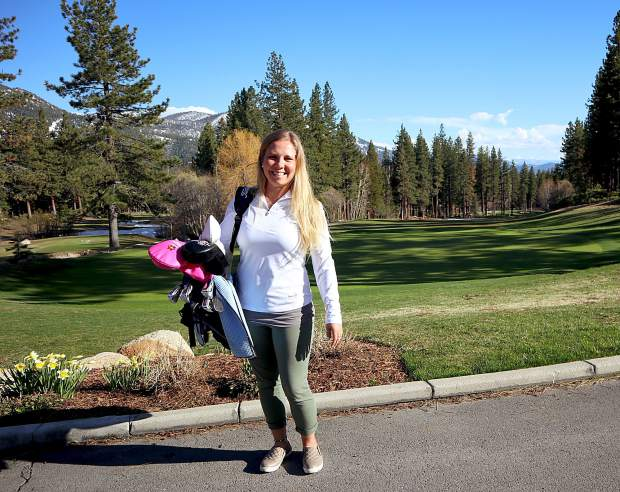Incline's Wood returns home to be head golf pro at Mountain Course