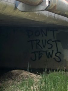 South Lake Tahoe community plans gathering to denounce anti-Semitic graffiti