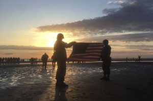 Guest column: Commemorating D-Day at Omaha Beach (opinion)