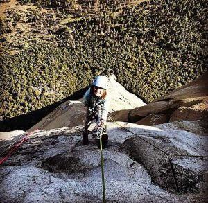 10-year-old girl becomes youngest ever to climb iconic nose of El Capitan