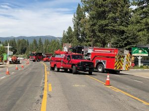UPDATE: US 50 reopens after gas leak