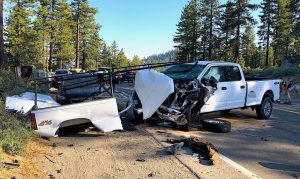 Authorities ID victim in fatal crash on US 50 near Round Hill