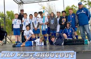STFC Avalanche take 1st in Wild West tourney