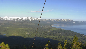 Lake Tahoe weather: Sunshine, warmer temperatures expected this week