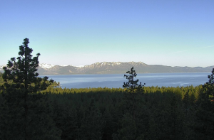 Lake Tahoe weather: Sunny conditions, cold front expected this week
