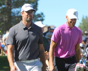 Sunday pairings released for Lake Tahoe celebrity golf tournament