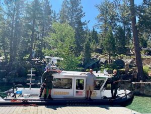 Bystanders praised in near-drowning at Lake Tahoe