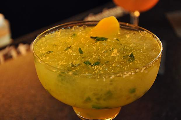 Lake Tahoe Drink of the Week: The Loft's Sim Sala Bim