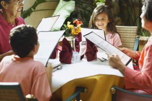 Healthy menu tips for dining out