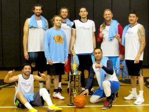Champions Floors wins Kahle Open League championship