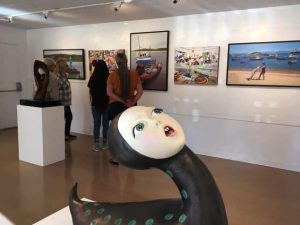 Tahoe Art League hosting grand reopening for art center