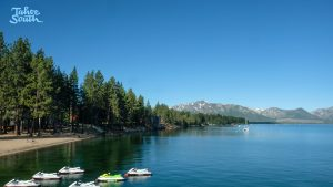 Lake Tahoe weather: Warm temperatures, slight chance of thunderstorms this week