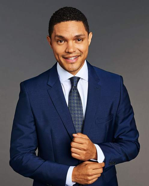 Trevor Noah kicks off holiday weekend packed with shows ranging from comedy to country