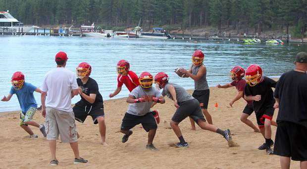 Whittell Warriors have many new faces but same high expectations