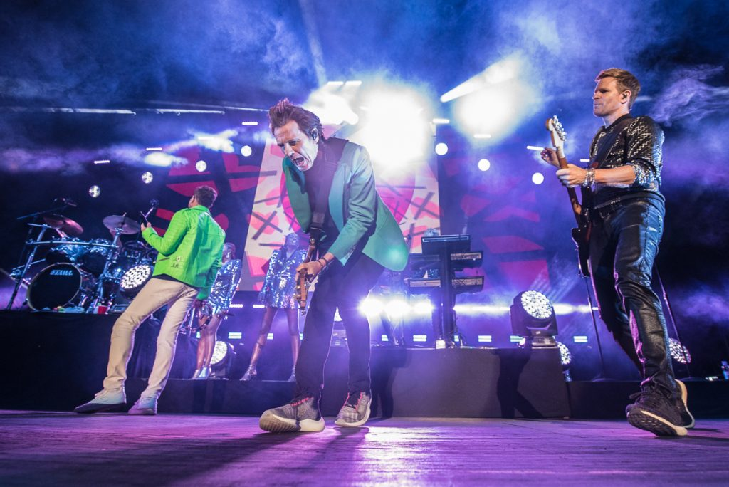 Duran Duran rocks Harveys at Lake Tahoe (photo gallery)