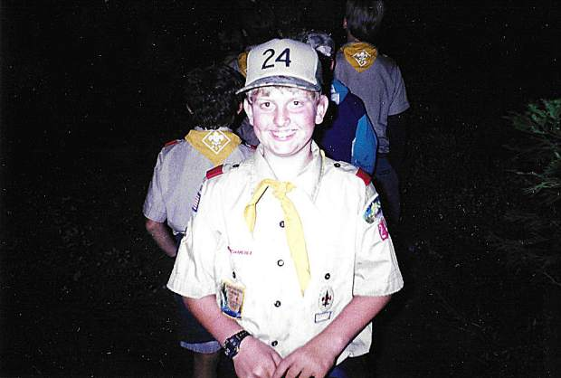 Daniel Peterson joined the Cub Scouts in elementary school, where he fell in love with all types of outdoor recreation. He died in a traffic collision Sept. 7.