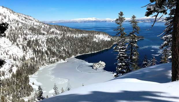 Repeat Performance Weather Officials Make Winter Predictions For Lake Tahoe Tahoedailytribune Com