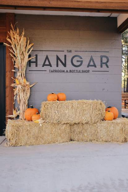 The Hangar in South Lake Tahoe is featuring seasonal spiced ciders this fall.