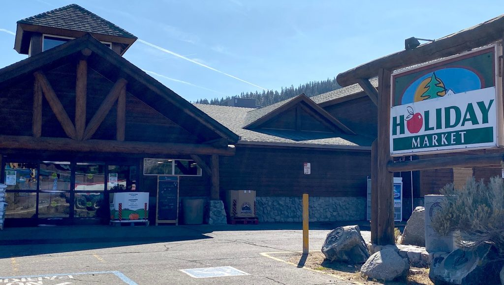 Holiday Market sells building, signs long-term lease to stay at Lake Tahoe