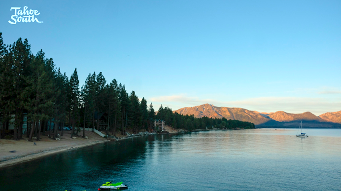 Warm, sunny weather for the weekend at Lake Tahoe