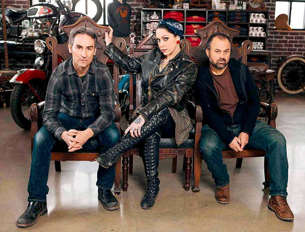 American Pickers Coming To California In Spring Looking For Leads Tahoedailytribune Com