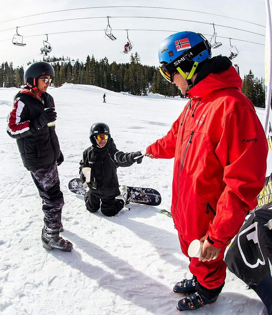 Many who purchase a lift ticket at one of the Truckee-Tahoe area's resorts often assume there is little danger when skiing inbounds.