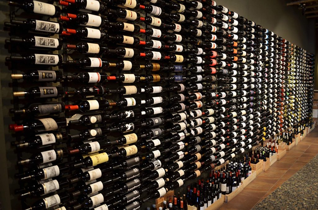 Uncorked Tahoe has a wide range of specialty wines from around the world.