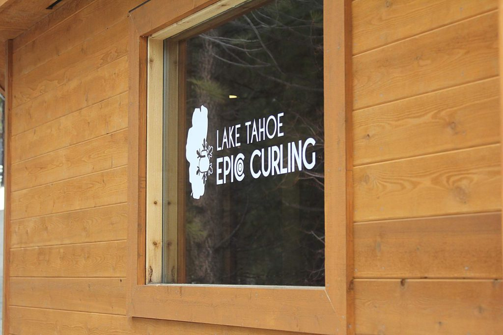 Lake Tahoe Epic Curling is now open under TRPA's office.